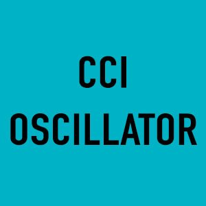 cci oscillator