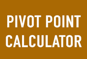 pivot-point-calculator