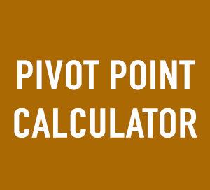 pivot-point-calculator